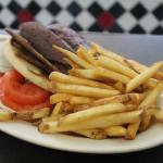 Gyros & Fries
