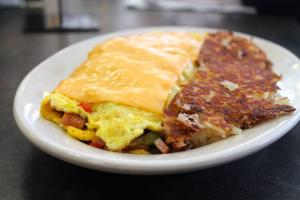 Our Famous Denver Omelette